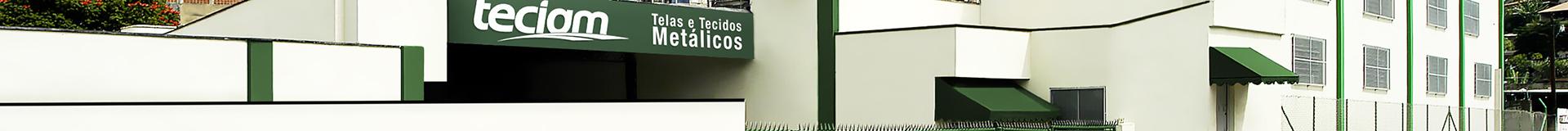 TECIAM - TELAS E TECIDOS METÁLICOS